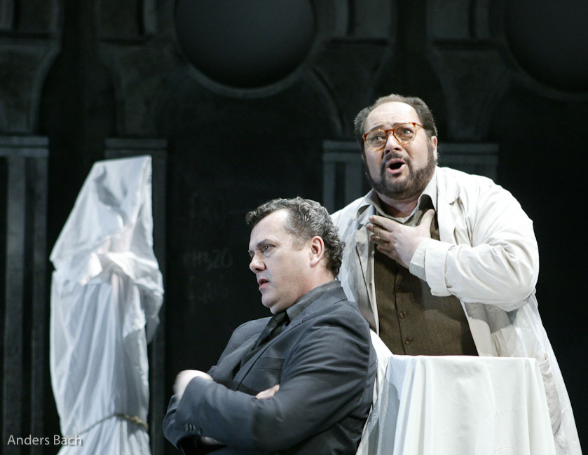 Faust Danish National Opera 2008