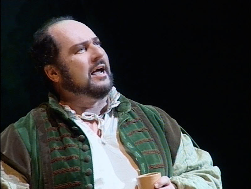 Duca in Rigoletto Final Act